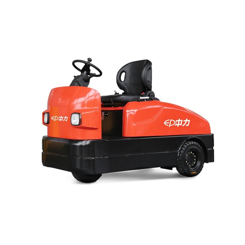 6.0吨座驾式电动牵引车QDD60TS-C