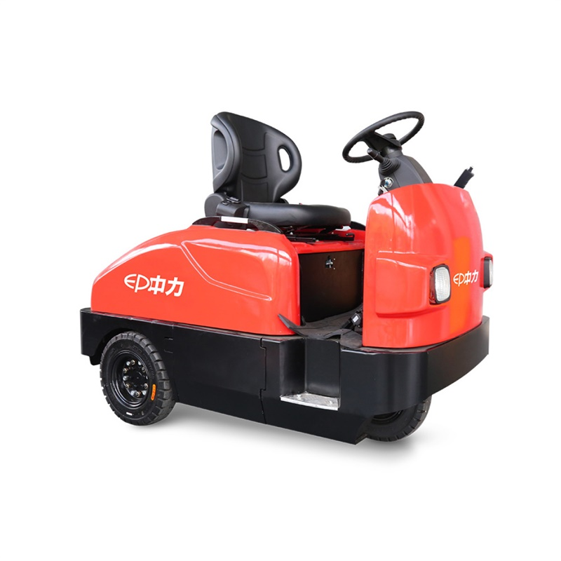 3.0-4.0吨座驾式电动牵引车QDD30-40T