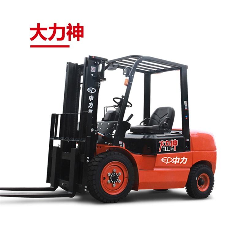 新3.0-3.5吨大力神系列平衡重式内燃yabo12